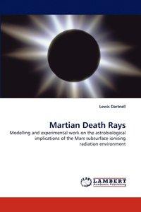bokomslag Martian Death Rays