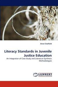 bokomslag Literacy Standards in Juvenile Justice Education