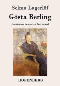 bokomslag Gösta Bergling