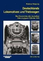 bokomslag Deutschlands Lokomotiven und Triebwagen