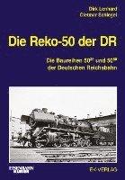 bokomslag Die Reko-50 der DR