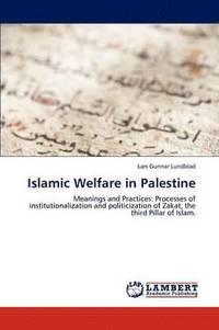bokomslag Islamic Welfare In Palestine