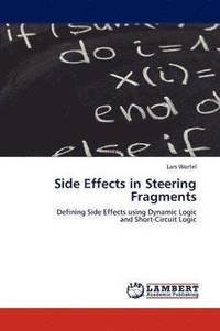 bokomslag Side Effects In Steering Fragments