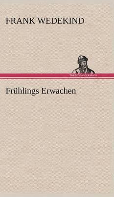 bokomslag Fruhlings Erwachen