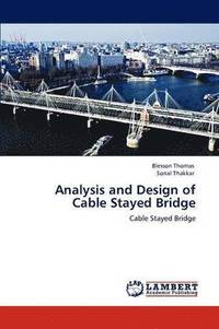 bokomslag Analysis and Design of Cable Stayed Bridge