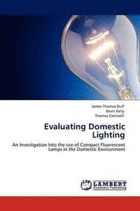 bokomslag Evaluating Domestic Lighting