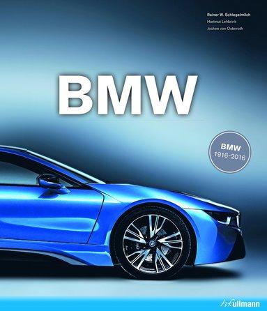 bokomslag BMW - Jubilee edition