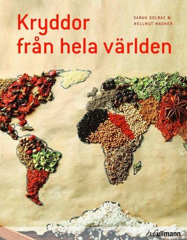 bokomslag Kryddor från hela världen