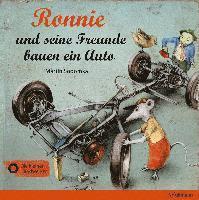 bokomslag Ronnie und seine Freunde bauen ein Auto