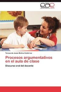 bokomslag Procesos Argumentativos En El Aula de Clase