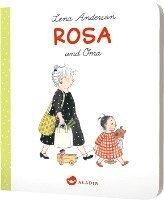 bokomslag Rosa und Oma