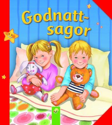 bokomslag Godnattsagor