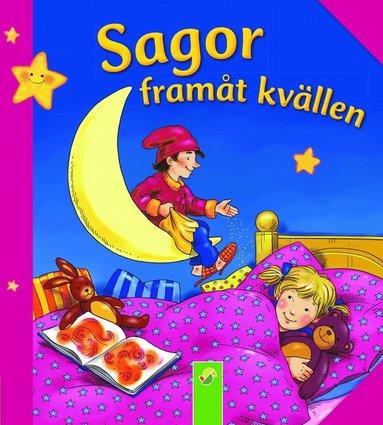 bokomslag Sagor framåt kvällen