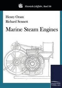 bokomslag Marine Steam Engines