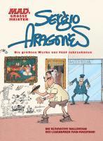bokomslag MADs Bibliothek der großen Meister: Sergio Aragonés