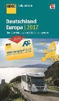 bokomslag Stellplatzführer Deutschland - Europa 2017