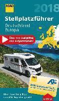 bokomslag Stellplatzführer Deutschland - Europa 2018