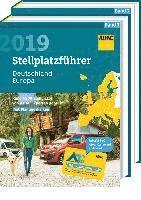 bokomslag ADAC Stellplatzführer Deutschland/Europa 2019