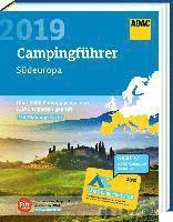 bokomslag ADAC Campingführer Südeuropa 2019