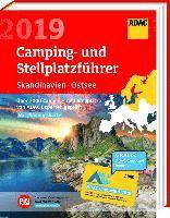 bokomslag ADAC Camping- und Stellplatzführer Skandinavien, Ostsee 2019