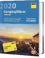 bokomslag ADAC Campingführer Südeuropa 2020