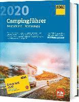 bokomslag ADAC Campingführer Deutschland & Nordeuropa 2020