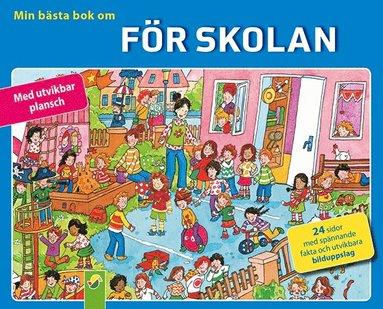 bokomslag Min bästa bok om förskolan