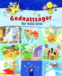 bokomslag Godnattsagor för hela året