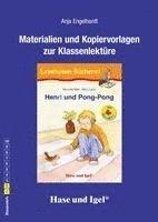 bokomslag Begleitmaterial: Henri und Pong-Pong / Silbenhilfe. Begleitmaterial