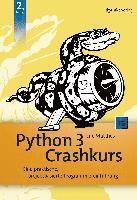 bokomslag Python 3 Crashkurs