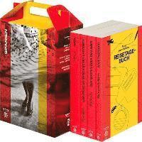 bokomslag SZ Literaturkoffer Spanien. 4 Bände