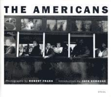 bokomslag Robert frank: the americans