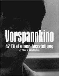 bokomslag Vorspannkino