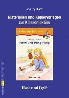 bokomslag Henri und Pong-Pong. Begleitmaterial