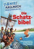 bokomslag Die Schatzbibel