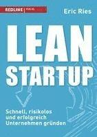 bokomslag Lean Startup