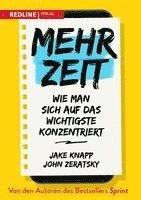 bokomslag Mehr Zeit