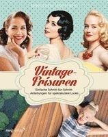 bokomslag Vintage-Frisuren