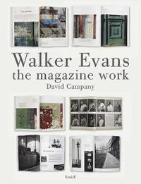 bokomslag Walker Evans