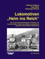 bokomslag Lokomotiven 'Heim ins Reich'