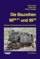 bokomslag Die Baureihen 99.64-71 und 99.19
