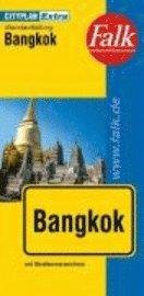 bokomslag Falk cityplan extra bangkok: mit straßen