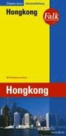bokomslag Falk stadtplan extra hongkong mit straße