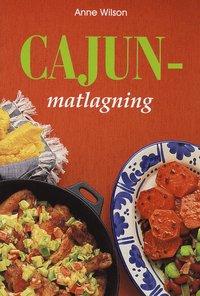 bokomslag Cajun-matlagning