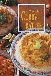 bokomslag Klassiska curryrätter