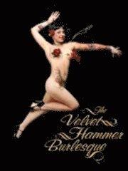 The Velvet Hammer Burlesque 1