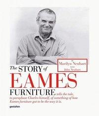 bokomslag The Story of Eames Furniture