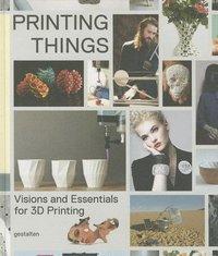 bokomslag Printing Things