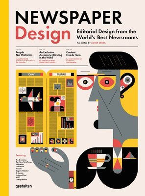 bokomslag Newspaper Design