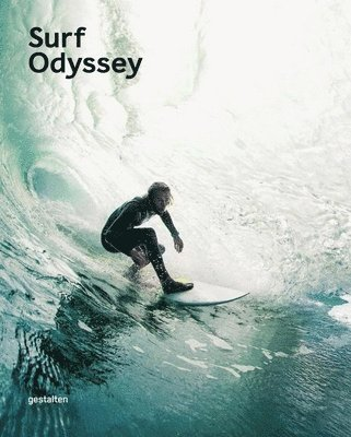 bokomslag Surf odyssey - the culture of wave riding
